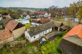 Prodej, chalupa, 1059 m², Kostelec nad Vltavou, Sobědraž