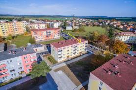 Prodej, byt 1+1, Horažďovice, ul. Šumavská