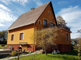 Prodej, chalupa 4+1, 170 m², Jindřichov