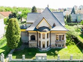 Prodej, rodinný dům 7+1, Ostrava - Hrabůvka, ul. Úlehlova