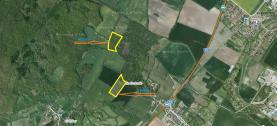 Prodej, pole, 52.044 m2, Jenčice
