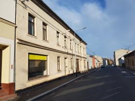 Prodej, bytový dům, 936 m2, Ostrava, ul. Erbenova