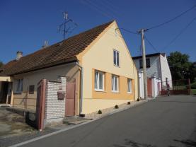 Prodej, rodinný dům 3+1, 896 m², Přehořov u Soběslavi