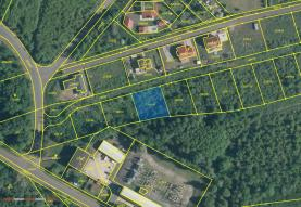 Prodej, pozemek k bydlení, 800 m², Horní Litvínov