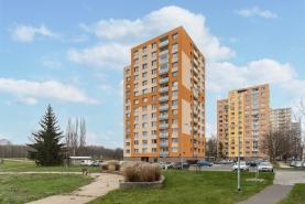 Pronájem, byt 1+1, Pardubice - centrum