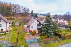 Prodej, Rodinný dům, 5+1, Lukavice u Strážova, okr. Klatovy