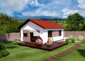 Prodej, rekreační dům, 2077 m², Strakonice