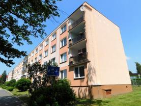 Prodej, byt 2+1, 51 m2, Františkovy Lázně, ul. Karla Čapka