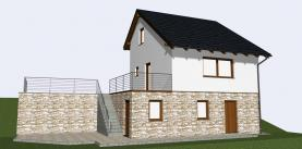 Prodej, pozemek, 274 m², Jankovice - Seník