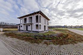 (Prodej, pozemek k bydlení, 926 m2, Veleň, rozestav. RD), foto 3/4
