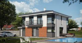 Prodej, pozemek k bydlení, 926 m2, Veleň, rozestav. RD