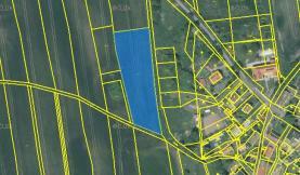 Prodej, pole, 4186 m2, Liběšice - Trnobrany
