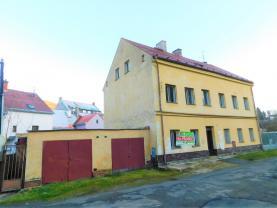 Prodej, bytový dům, 14+1, 189 m2, Kraslice, ul. Zadní