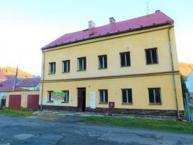 Prodej, rodinný dům, 14+1, 189 m2, Kraslice, ul. Zadní