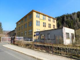 Pronájem, výrobní objekt, 16017 m2, Kraslice, ul. Wolkerova
