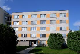 Pronájem, byt 1+1, 44m², Kaplice, ul. 1. máje