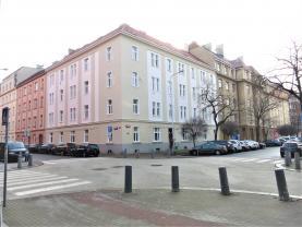 Prodej, byt 2+kk, 55 m2, OV, Praha 7, ul. Na Maninách