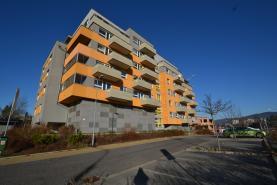 Pronájem, byt 1+kk s balkonem, Liberec, ul. U Sila