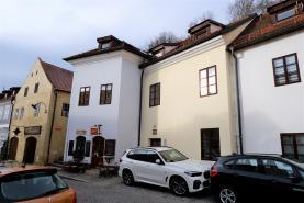 Pronájem, byt 1+1, 30 m², Český Krumlov, ul. Plešivecká