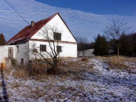 Prodej, rodinný dům, Třemešná