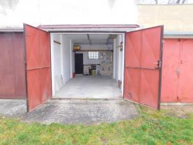 Pronájem, garáž, 20 m2, Františkovy Lázně, Horní Lomany