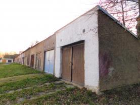 Pronájem, garáž, 24 m2, Habartov, ul. Švermova