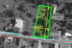 Prodej, pozemek k bydlení, 918 m2, Přibyslavice