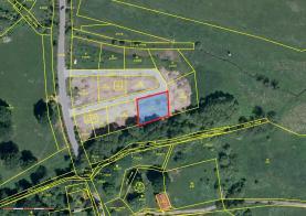 Prodej, pozemek k bydlení, 711 m2, Cheb, Chlumeček