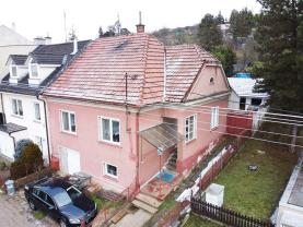 Prodej, rodinný dům, 1967 m², Brno, ul. Za vodojemem