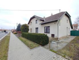 Prodej, rodinný dům, 949 m², Ostrovačice, ul. Osvobození