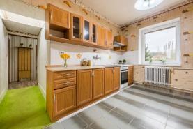 Prodej, rodinný dům 3+1, 86 m2, Pernarec - Skupeč