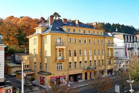 Prodej, byt 4+1, 114 m², Mariánské Lázně, ul. Hlavní třída