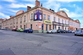 Pronájem, kancelářské prostory, 32 m2, Plzeň - centrum