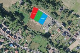 Prodej, pozemek k bydlení, 3307 m², Valy