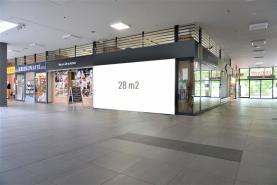 Pronájem, obchodní prostory, 28 m2, Plzeň - Doubravka