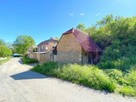 Dům z ulice (Prodej, chalupa, 130 m², Hoštka, ul. K vinici), foto 2/15
