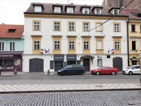 Pronájem, atypický byt, 40 m², Praha, ul. Újezd