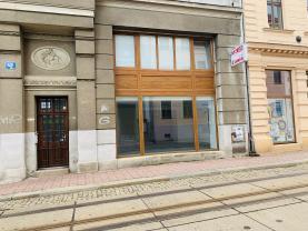 Pronájem obchod a služby, 65 m², Liberec, ul. 5.května