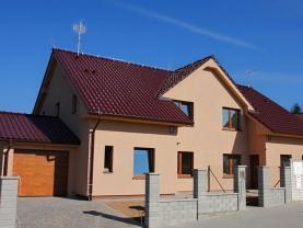 Prodej, rodinný dům 5+1, 654 m2, Světice, ul. Ke Školce