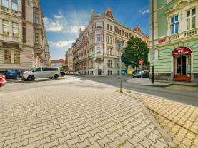 Prodej nájemního domu, Plzeň, ul. Kardinála Berana