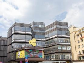 Pronájem obchod a služby, 18 m², Praha, ul. náměstí Republiky