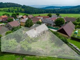 Prodej rodinného domu k demolici, 1635 m², Klatovy