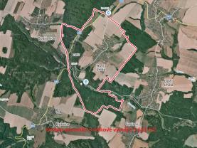 Prodej pole, 5631 m2, Horní Lhota u Ostravy