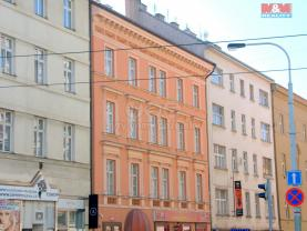 Pronájem, byt 1+1, 47 m2, Praha 2 - Vinohrady