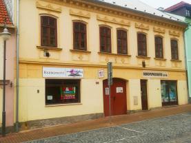 Pronájem obchod a služby, 60 m², Rakovník, ul. Vysoká