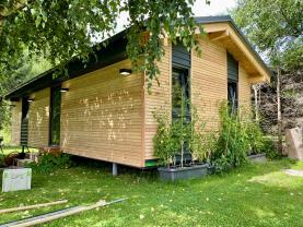 Dřevěné mobilní domy a chaty