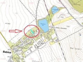 Prodej pozemku k bydlení, 2113 m², Babice
