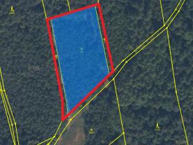 Prodej pozemku, 3937 m2, Velké Opatovice