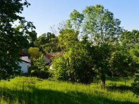 Pronájem zahrady, 1123 m², Postupice
