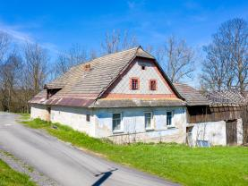 Prodej zemědělské usedlosti, 816m², Kamenec u Poličky